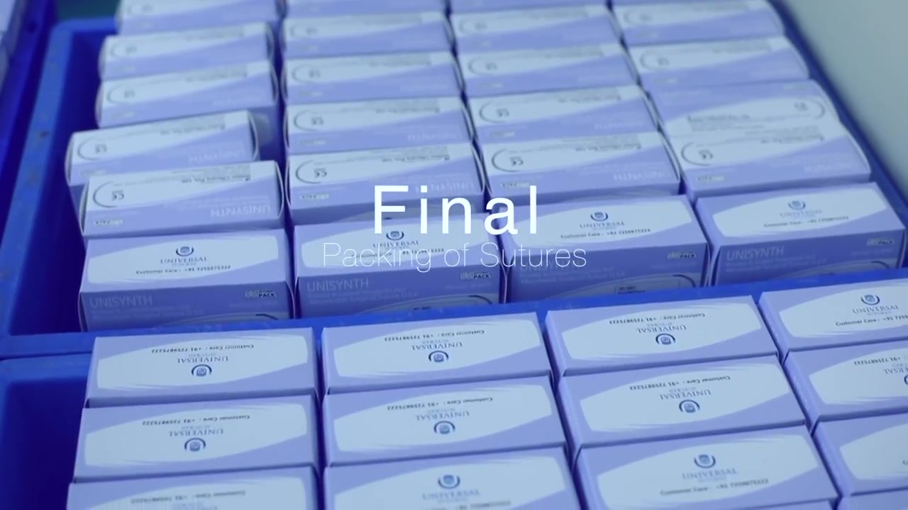 Final Packing